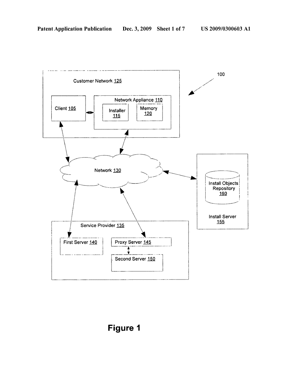 Image install of a network appliance - diagram, schematic, and image 02