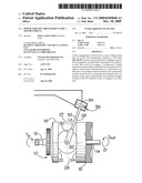 POWER TAKE OFF ARRANGEMENT FOR A MOTOR VEHICLE diagram and image
