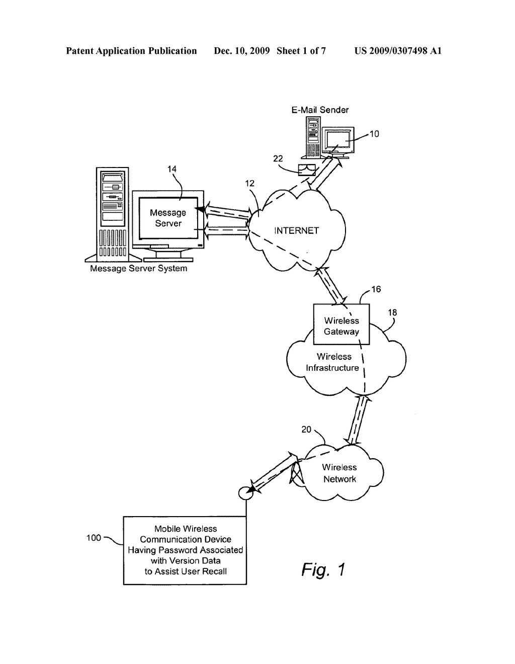 USER-DEFINED PASSWORDS HAVING ASSOCIATED UNIQUE VERSION DATA TO ASSIST USER RECALL OF THE PASSWORD - diagram, schematic, and image 02