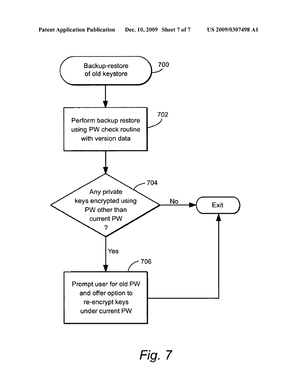 USER-DEFINED PASSWORDS HAVING ASSOCIATED UNIQUE VERSION DATA TO ASSIST USER RECALL OF THE PASSWORD - diagram, schematic, and image 08