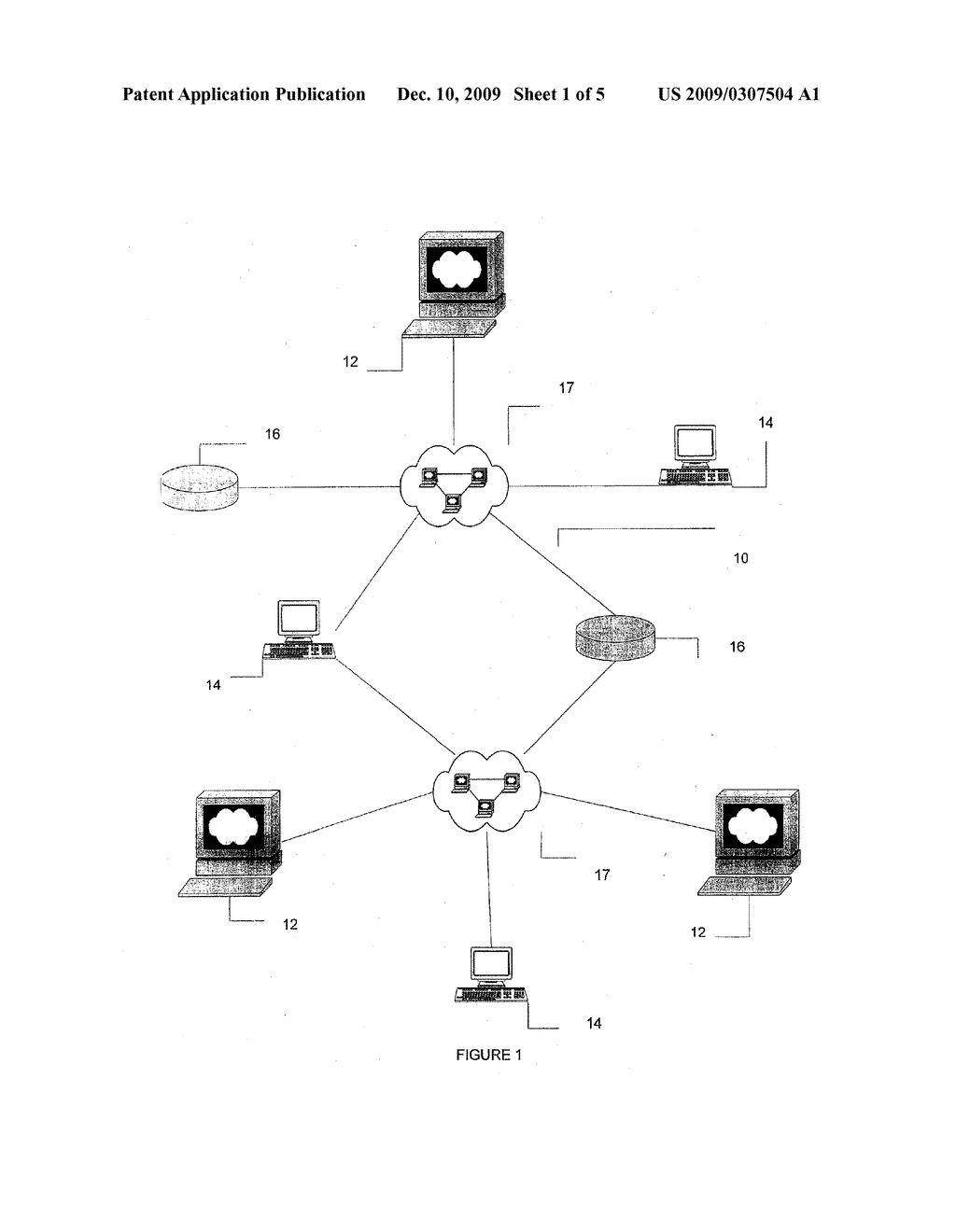 Method, Apparatus, and System for Managing, Reviewing, Comparing and Detecting Data on a Wide Area Network - diagram, schematic, and image 02