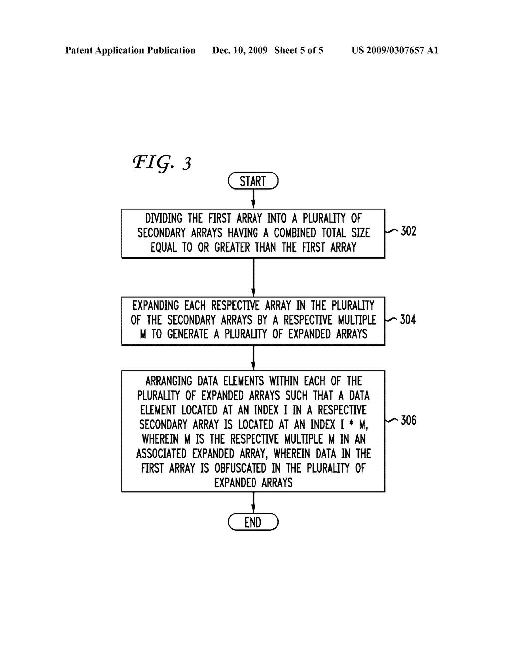 SYSTEM AND METHOD FOR ARRAY OBFUSCATION - diagram, schematic, and image 06
