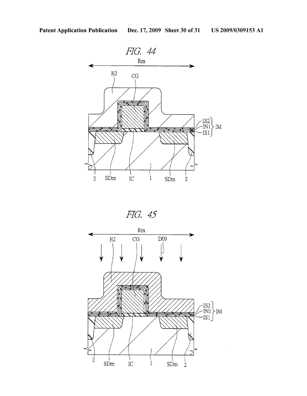METHOD OF MANUFACTURING SEMICONDUCTOR DEVICE AND SEMICONDUCTOR DEVICE - diagram, schematic, and image 31