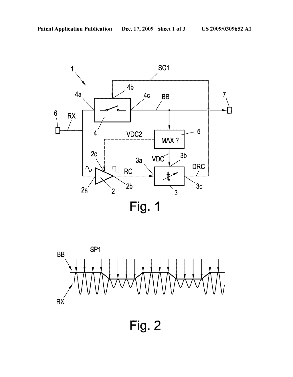 Demodulation Circuit For Ask Coded Or Amplitude Modulated Signals As Modulator Schematic Diagram Wells Nfc And Rfid Devices Comprising The Same Image 02