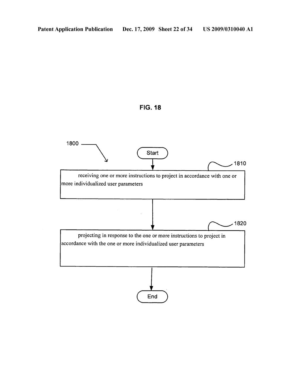 Methods and systems for receiving instructions associated with user parameter responsive projection - diagram, schematic, and image 24
