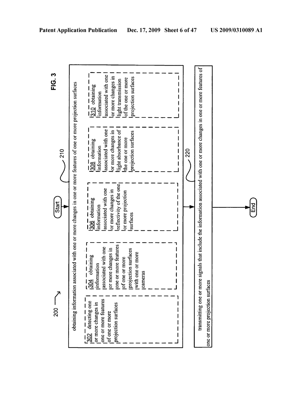 Systems and methods for receiving information associated with projecting - diagram, schematic, and image 07