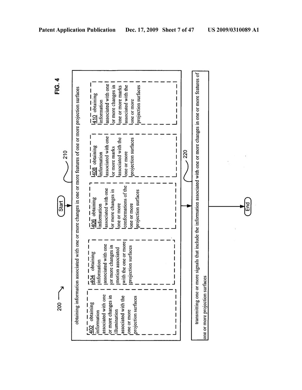 Systems and methods for receiving information associated with projecting - diagram, schematic, and image 08