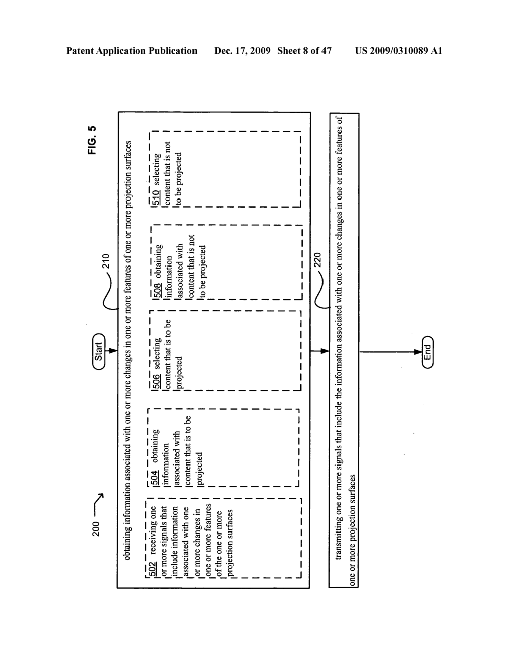 Systems and methods for receiving information associated with projecting - diagram, schematic, and image 09