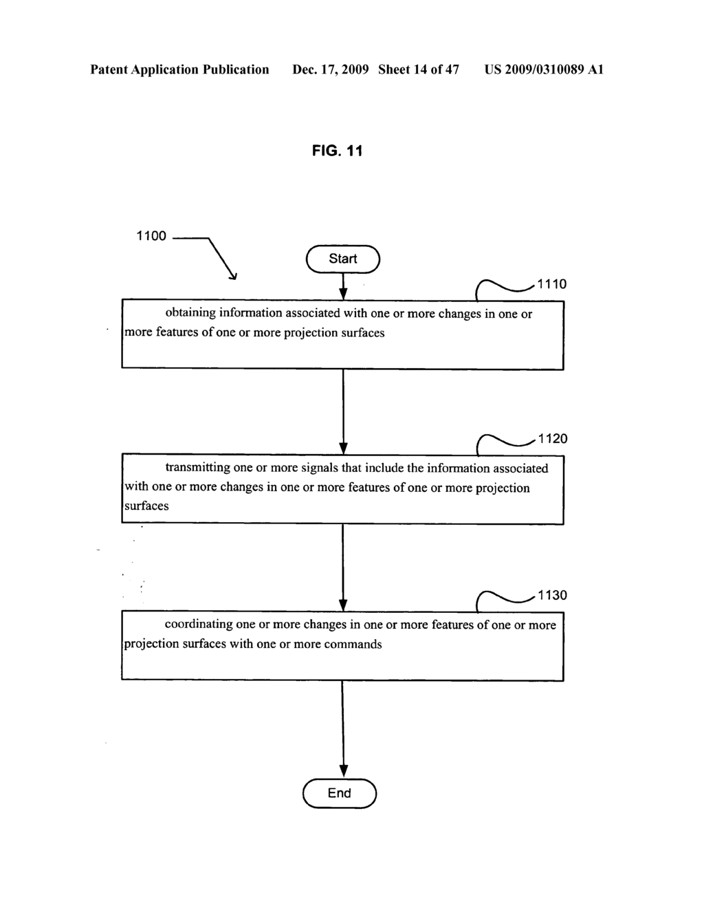 Systems and methods for receiving information associated with projecting - diagram, schematic, and image 15