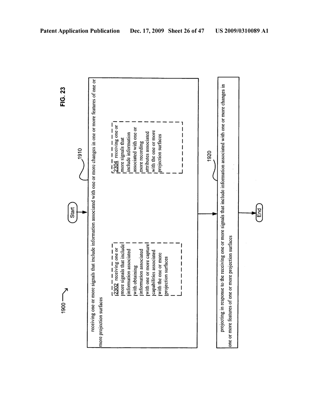 Systems and methods for receiving information associated with projecting - diagram, schematic, and image 27