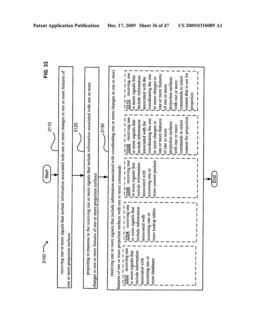 Systems and methods for receiving information associated with projecting - diagram, schematic, and image 37