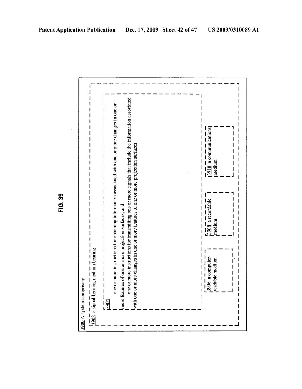 Systems and methods for receiving information associated with projecting - diagram, schematic, and image 43