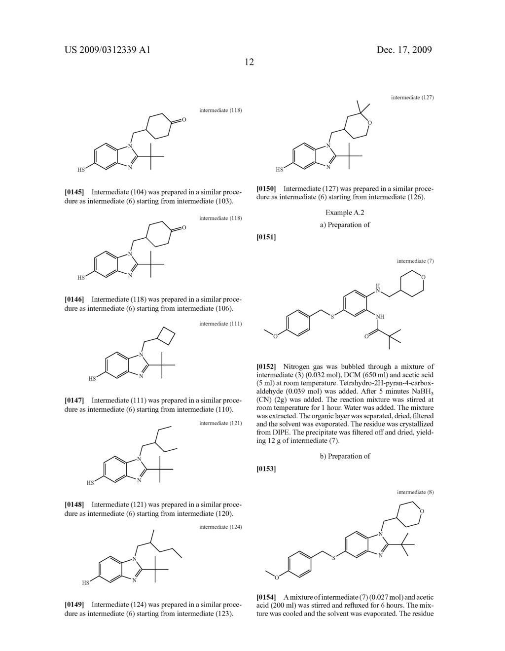 BENZIMIDAZOLE CANNABINOID AGONISTS BEARING A SUBSTITUTED HETEROCYCLIC GROUP - diagram, schematic, and image 13