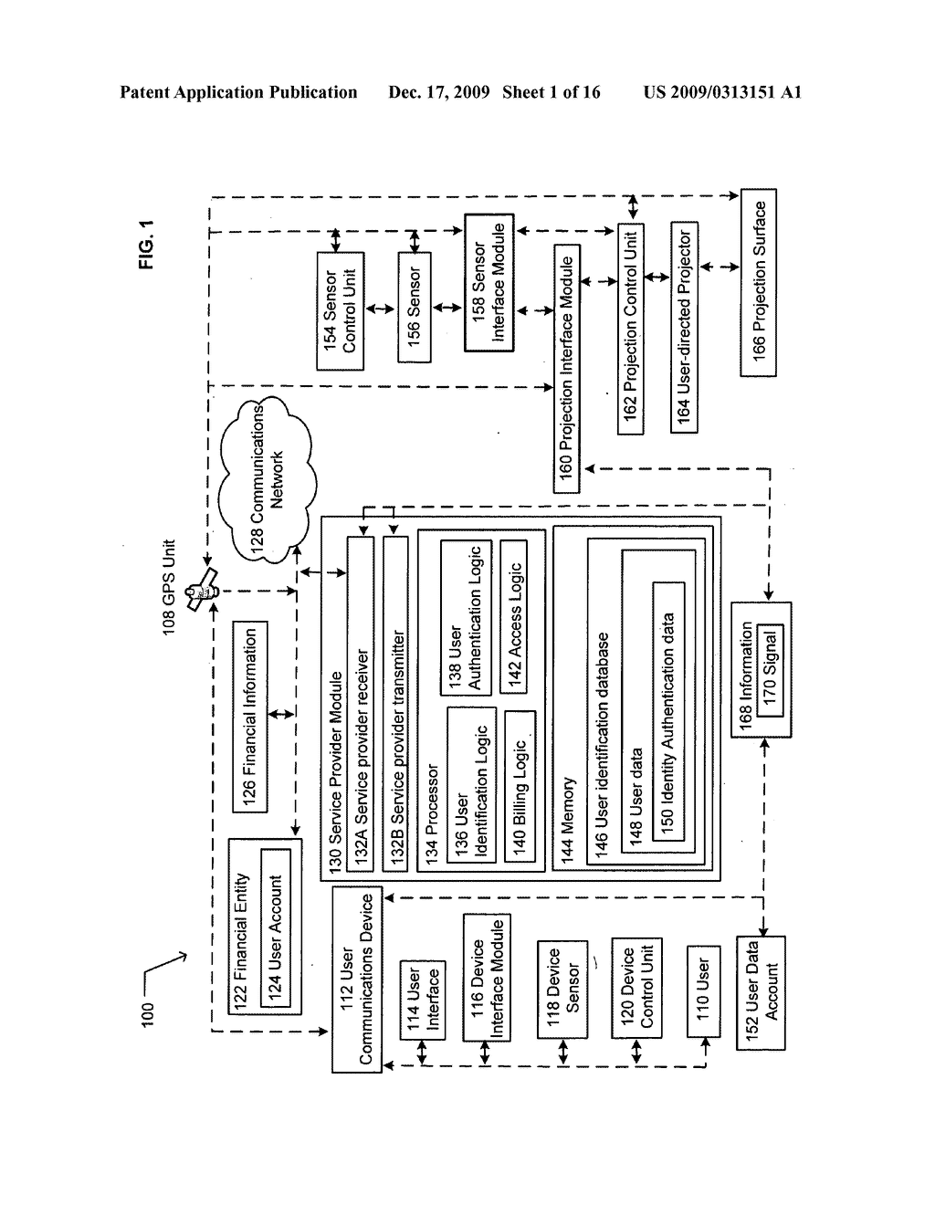Methods associated with projection system billing - diagram, schematic, and image 02