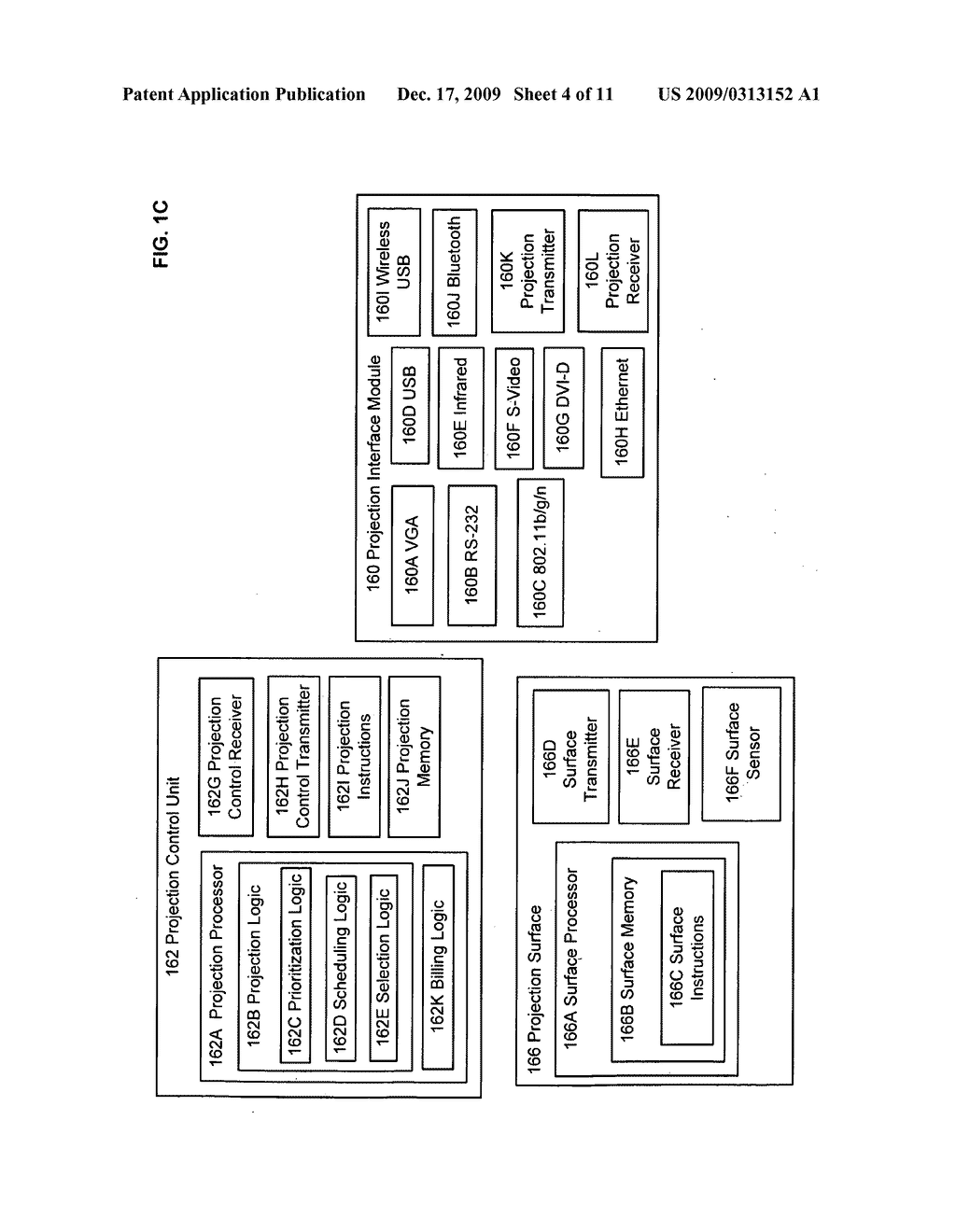 Systems associated with projection billing - diagram, schematic, and image 05
