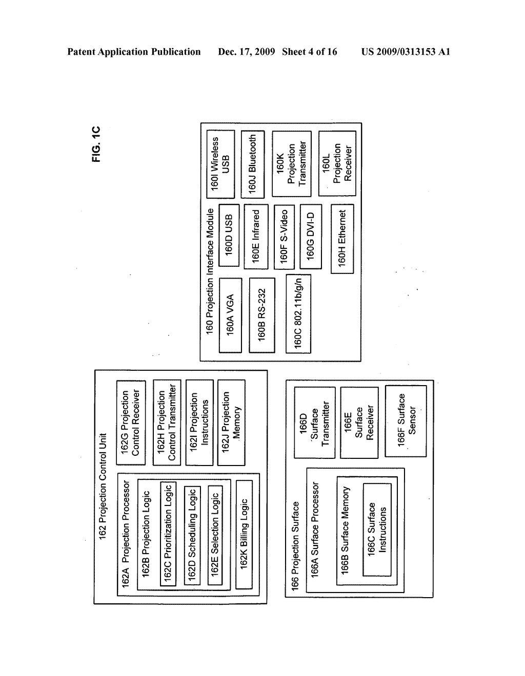 Systems associated with projection system billing - diagram, schematic, and image 05