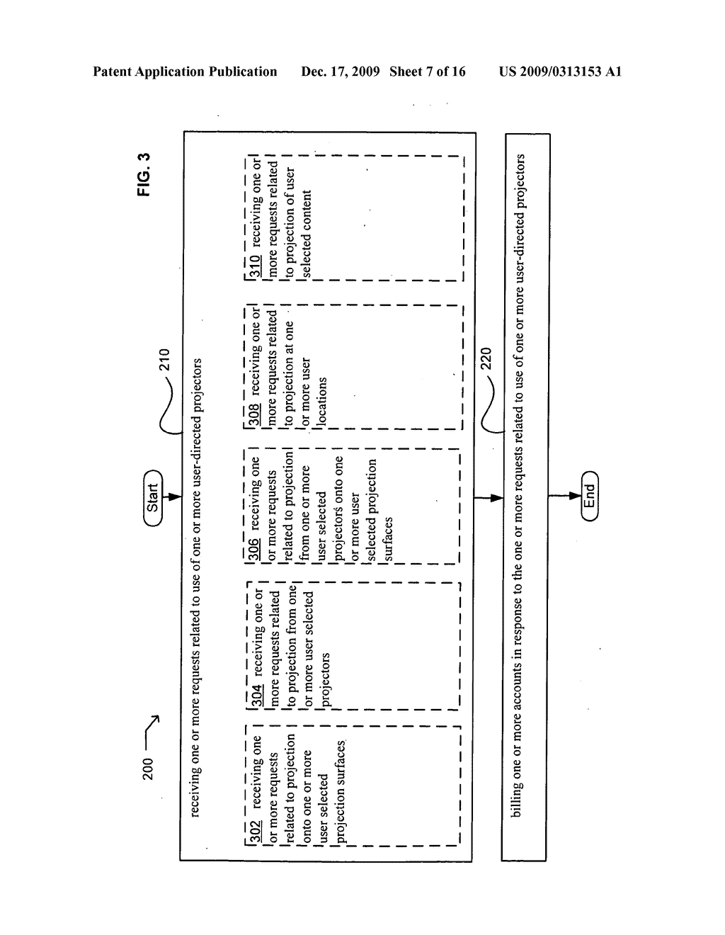 Systems associated with projection system billing - diagram, schematic, and image 08