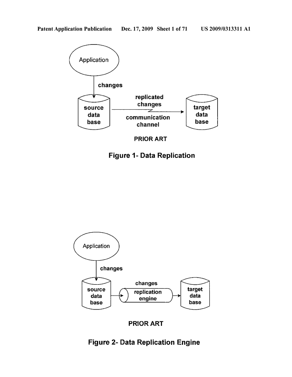 MIXED MODE SYNCHRONOUS AND ASYNCHRONOUS REPLICATION SYSTEM - diagram, schematic, and image 02