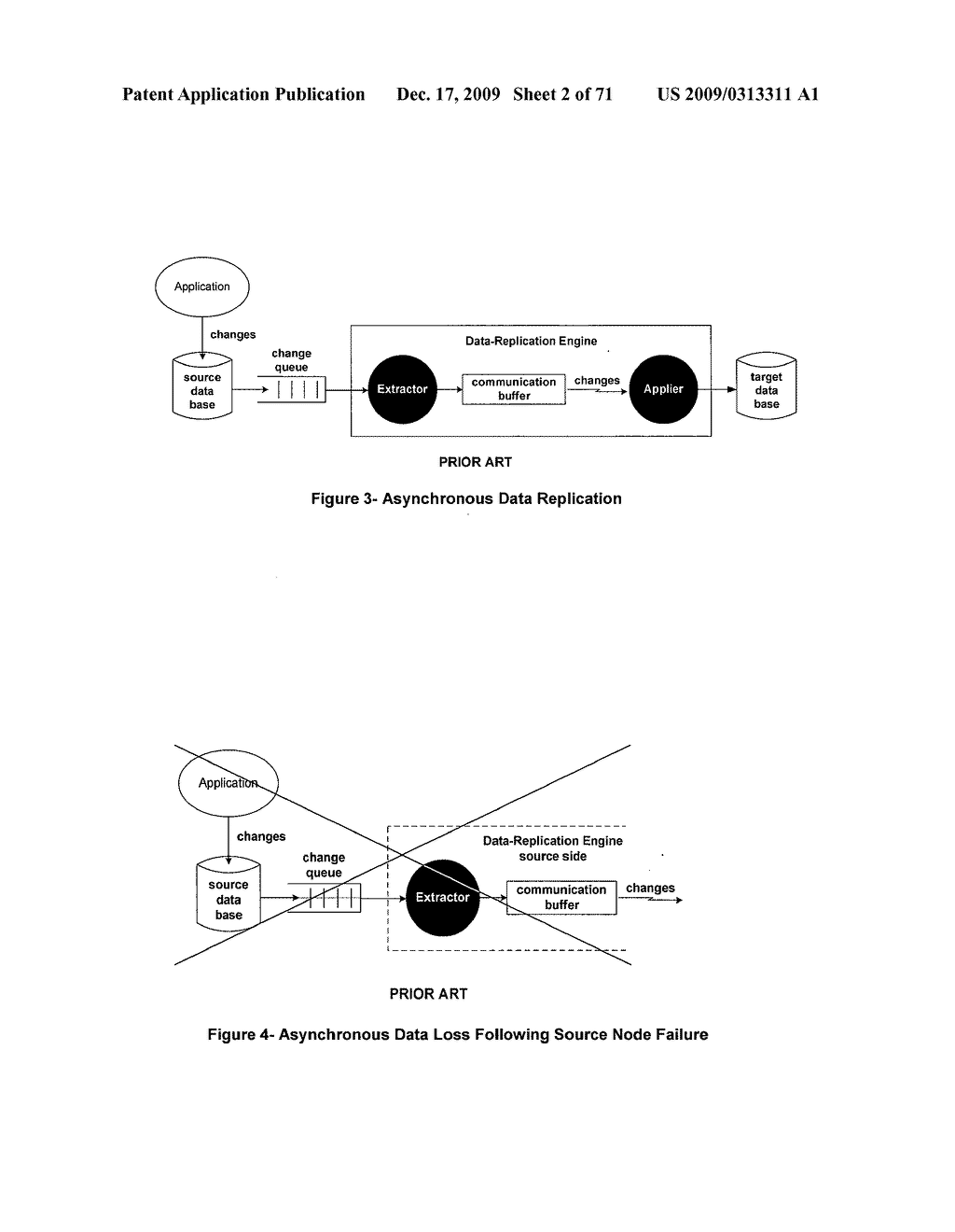 MIXED MODE SYNCHRONOUS AND ASYNCHRONOUS REPLICATION SYSTEM - diagram, schematic, and image 03