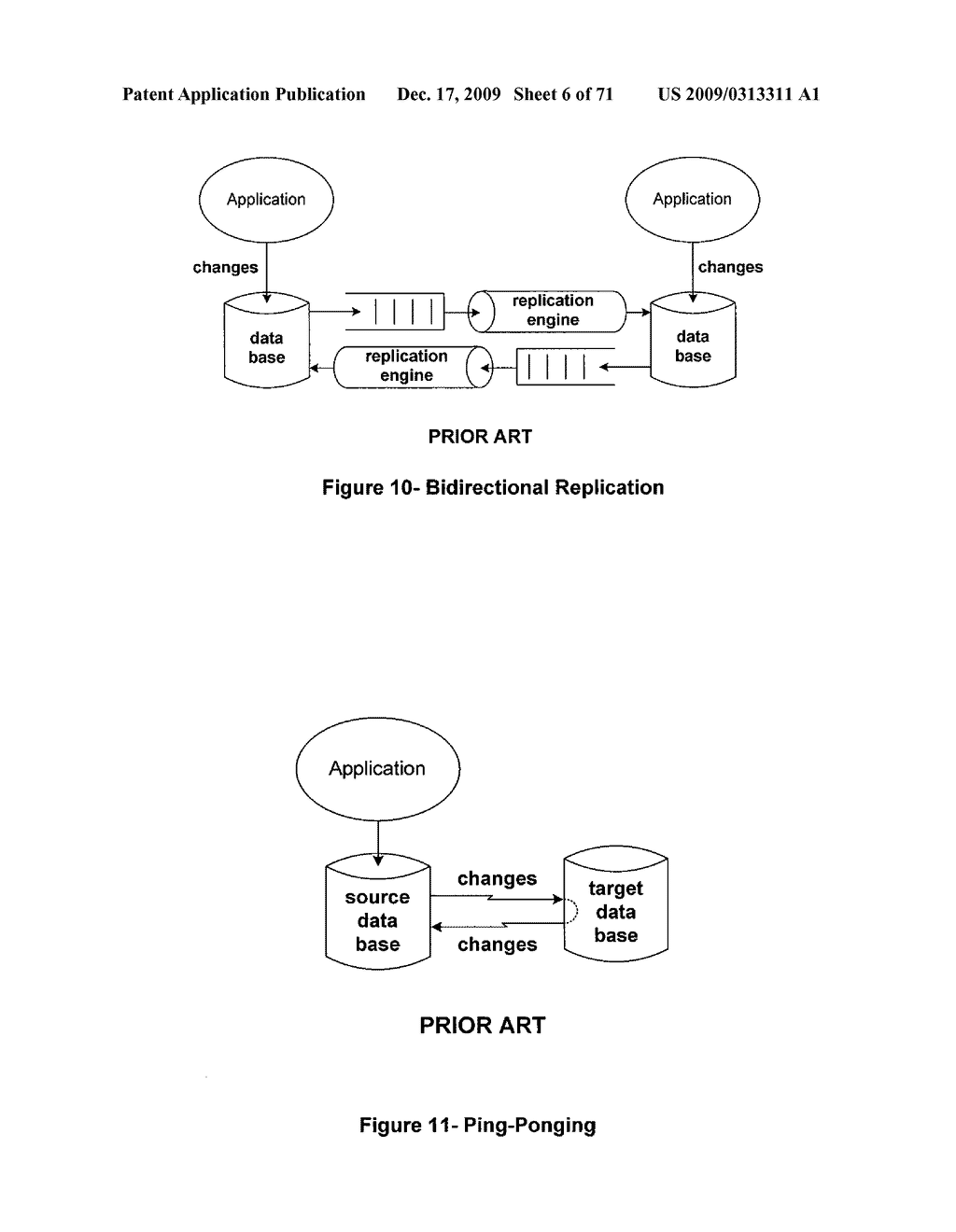MIXED MODE SYNCHRONOUS AND ASYNCHRONOUS REPLICATION SYSTEM - diagram, schematic, and image 07