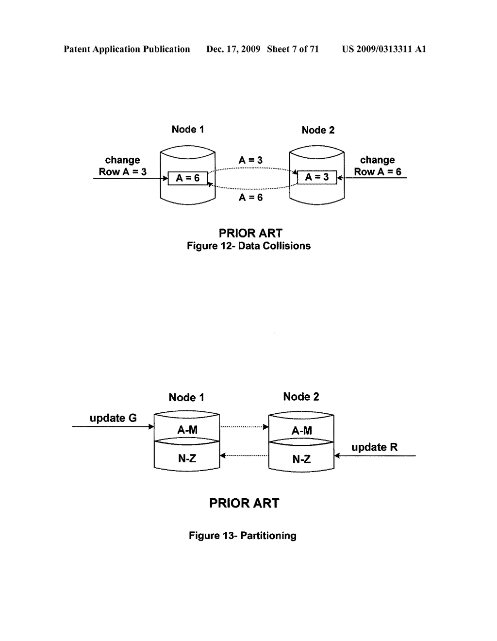 MIXED MODE SYNCHRONOUS AND ASYNCHRONOUS REPLICATION SYSTEM - diagram, schematic, and image 08