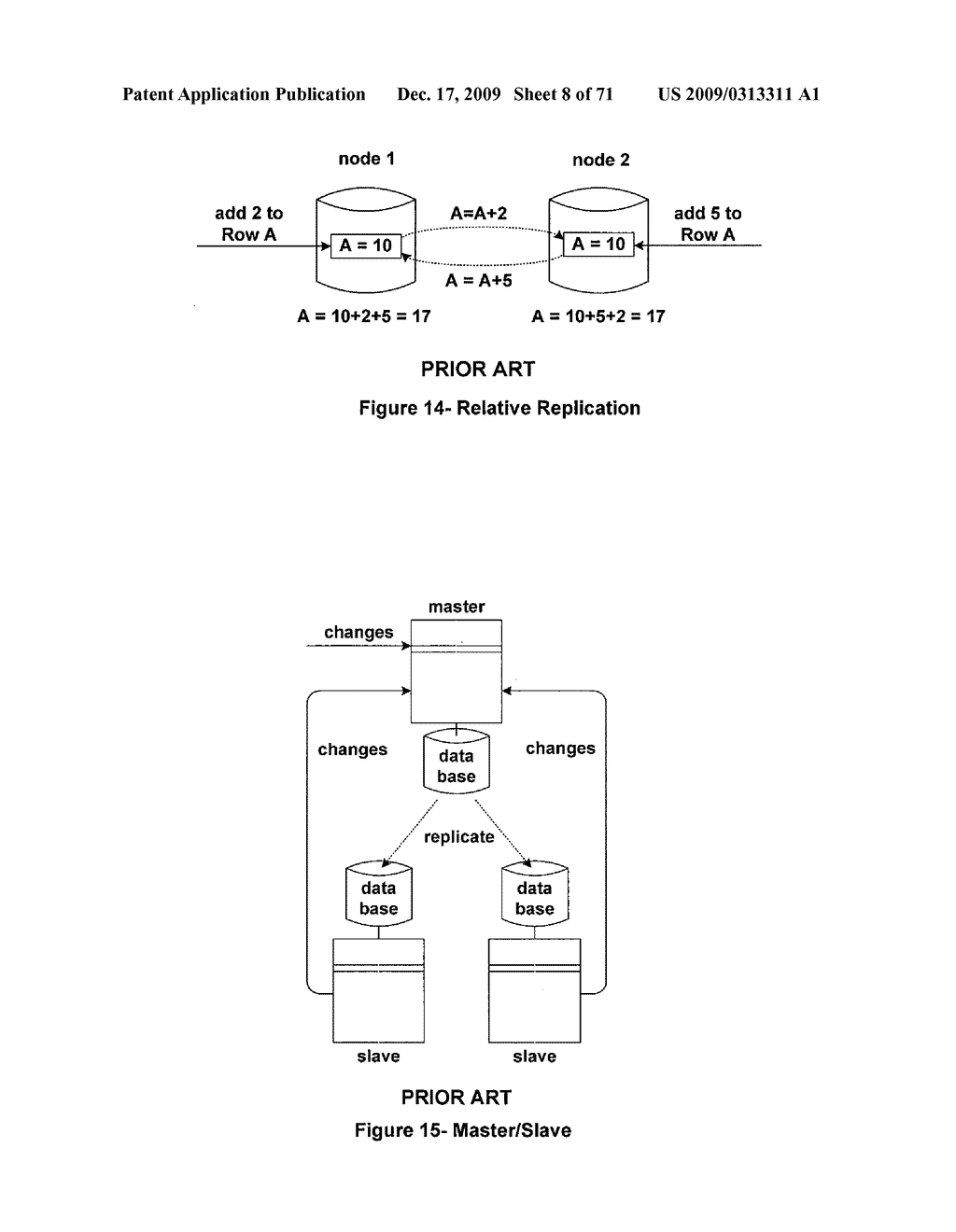 MIXED MODE SYNCHRONOUS AND ASYNCHRONOUS REPLICATION SYSTEM - diagram, schematic, and image 09