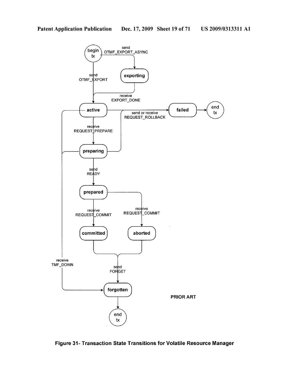 MIXED MODE SYNCHRONOUS AND ASYNCHRONOUS REPLICATION SYSTEM - diagram, schematic, and image 20