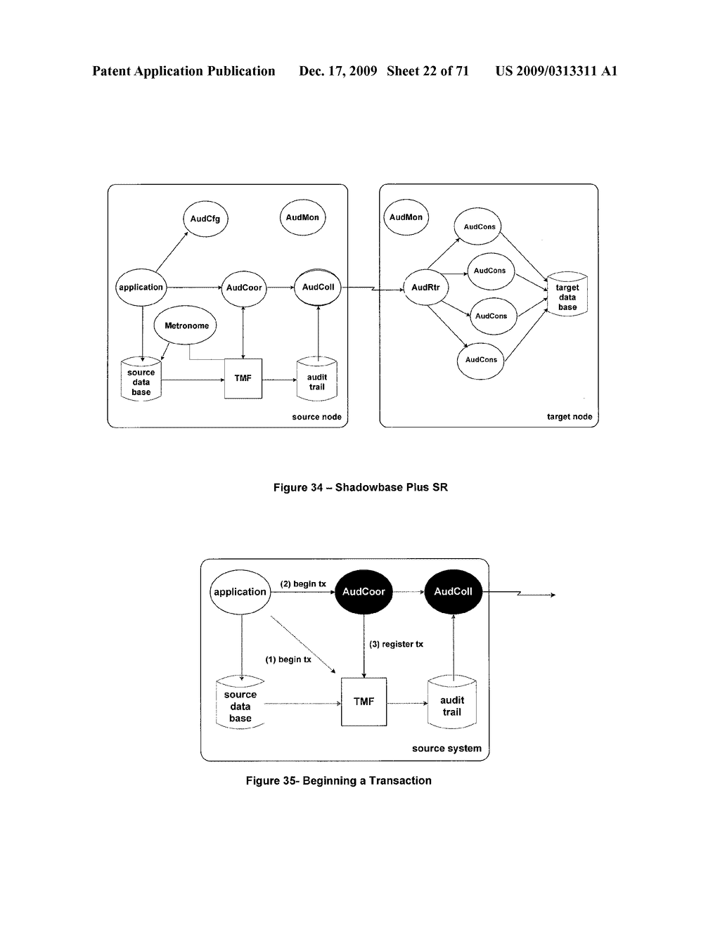 MIXED MODE SYNCHRONOUS AND ASYNCHRONOUS REPLICATION SYSTEM - diagram, schematic, and image 23