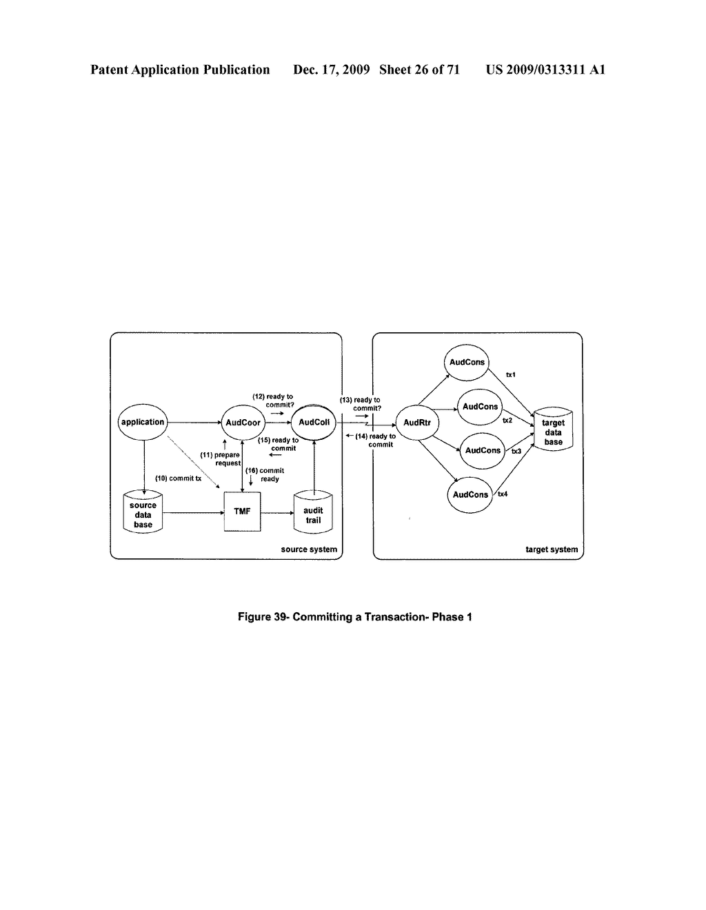 MIXED MODE SYNCHRONOUS AND ASYNCHRONOUS REPLICATION SYSTEM - diagram, schematic, and image 27