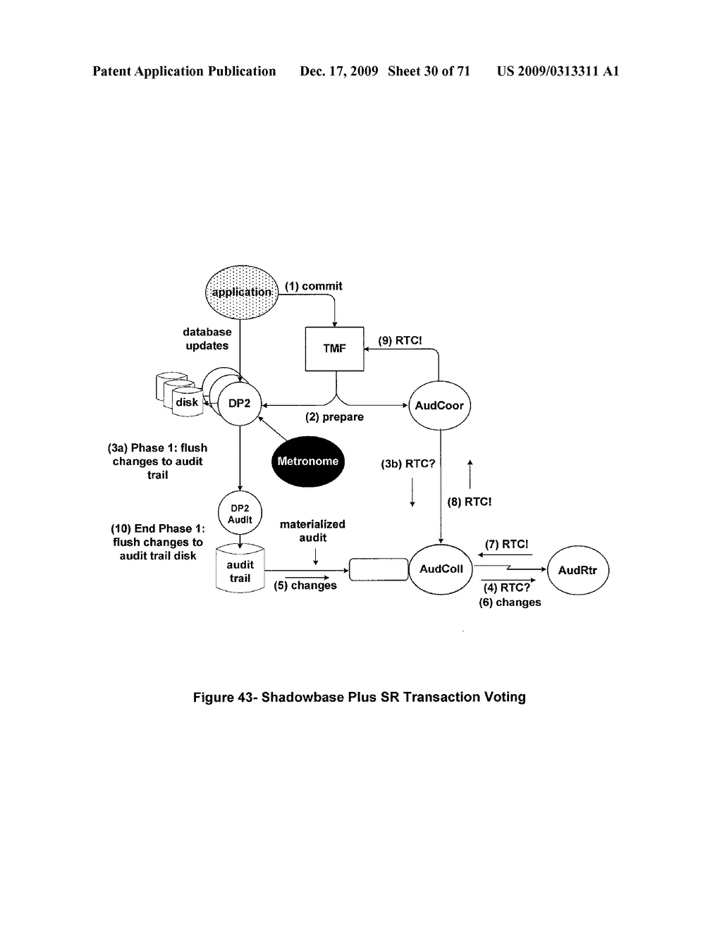 MIXED MODE SYNCHRONOUS AND ASYNCHRONOUS REPLICATION SYSTEM - diagram, schematic, and image 31