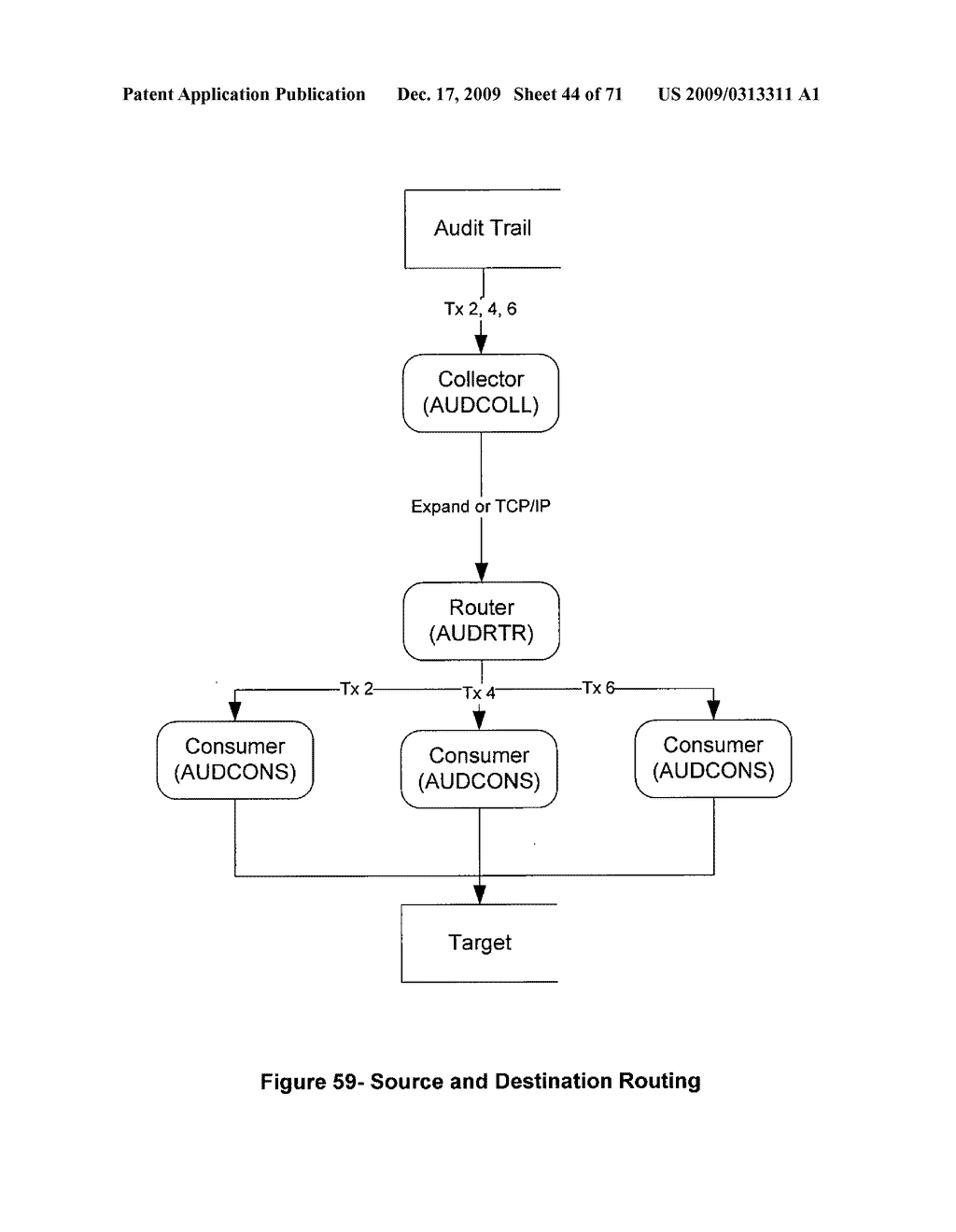 MIXED MODE SYNCHRONOUS AND ASYNCHRONOUS REPLICATION SYSTEM - diagram, schematic, and image 45