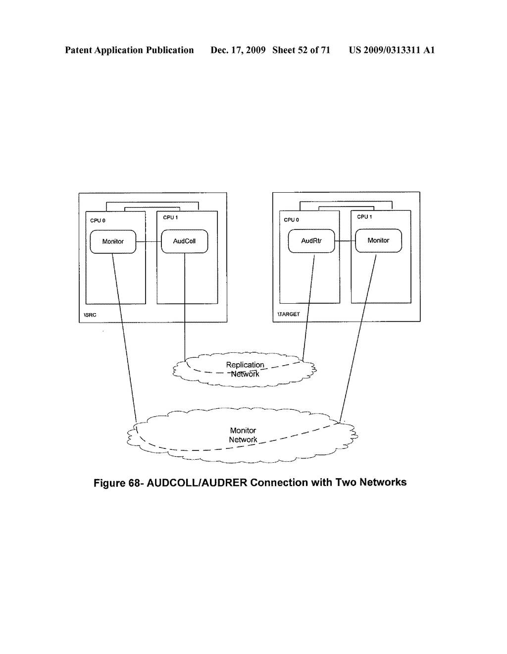MIXED MODE SYNCHRONOUS AND ASYNCHRONOUS REPLICATION SYSTEM - diagram, schematic, and image 53