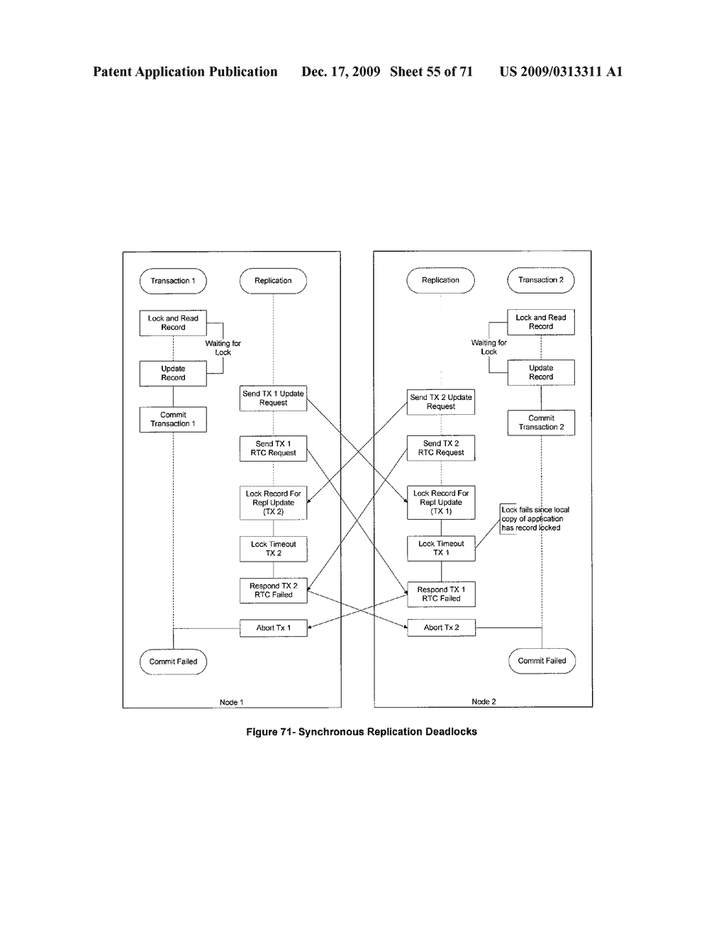 MIXED MODE SYNCHRONOUS AND ASYNCHRONOUS REPLICATION SYSTEM - diagram, schematic, and image 56