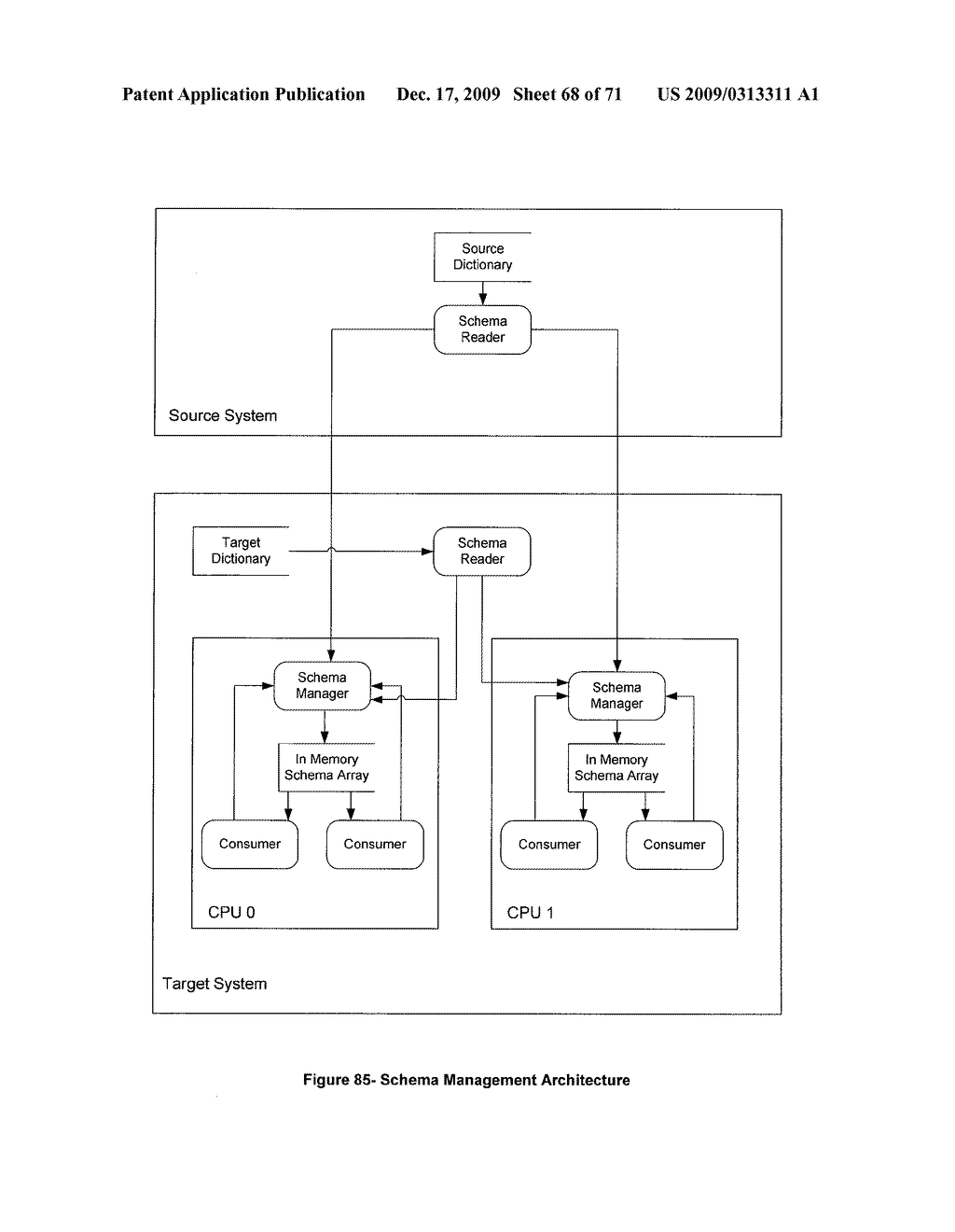 MIXED MODE SYNCHRONOUS AND ASYNCHRONOUS REPLICATION SYSTEM - diagram, schematic, and image 69