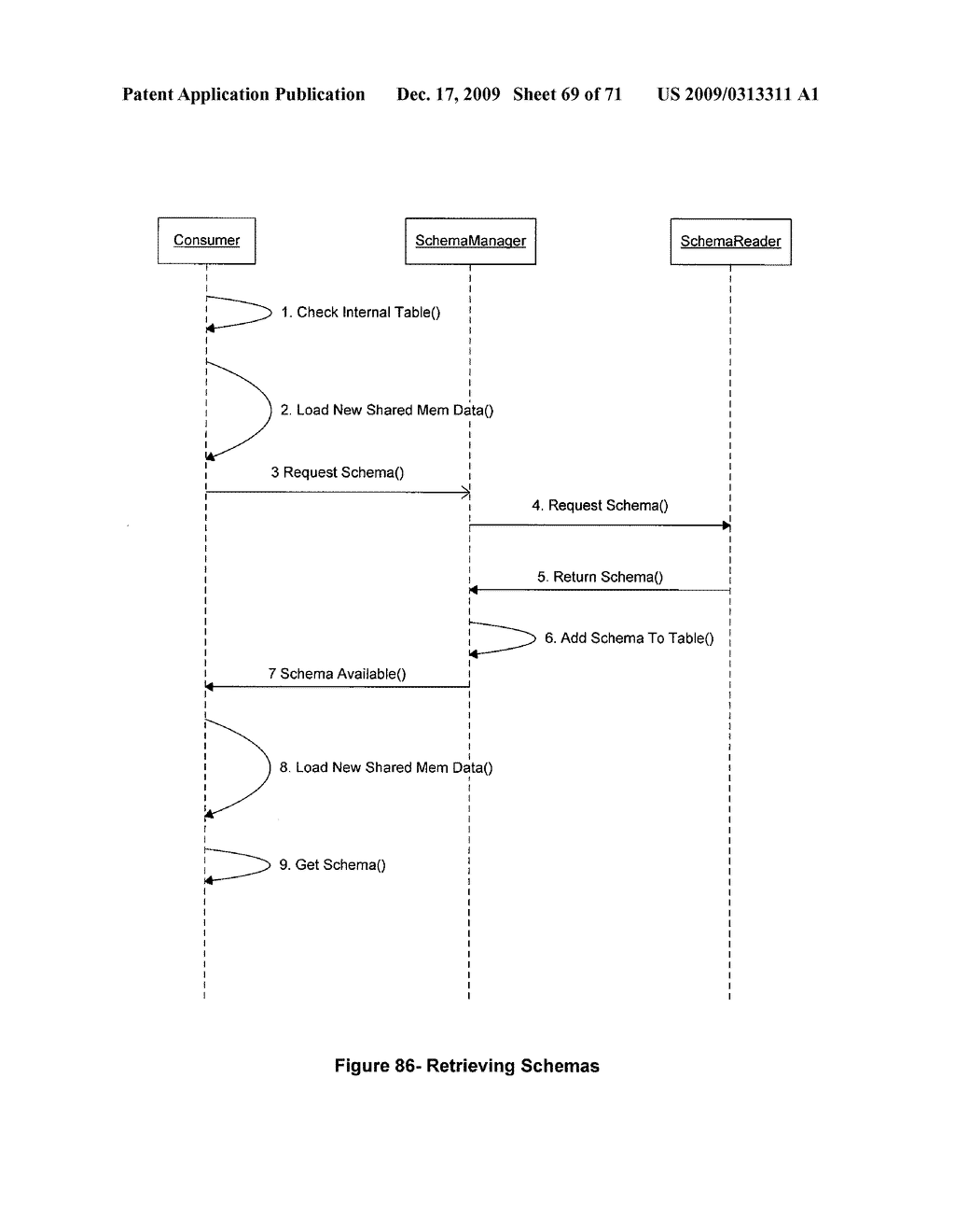 MIXED MODE SYNCHRONOUS AND ASYNCHRONOUS REPLICATION SYSTEM - diagram, schematic, and image 70