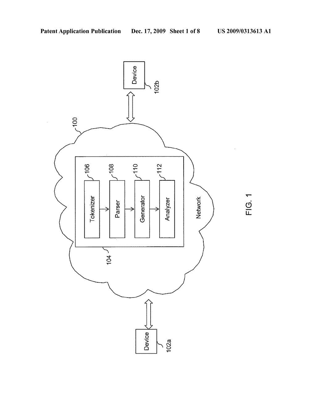 Methods and Apparatus for Automatic Translation of a Computer Program Language Code - diagram, schematic, and image 02