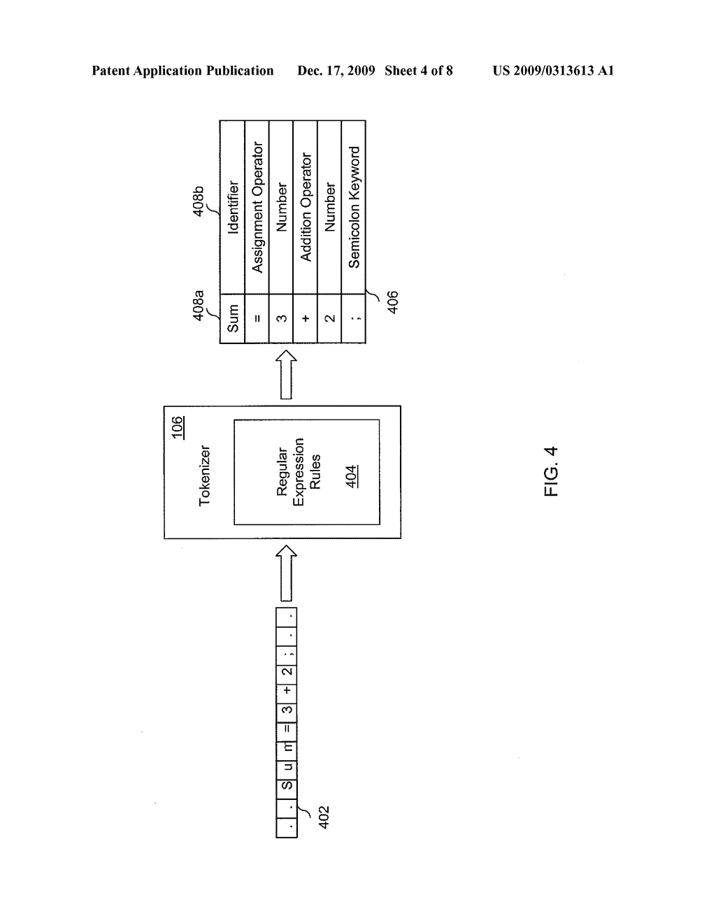 Methods and Apparatus for Automatic Translation of a Computer Program Language Code - diagram, schematic, and image 05