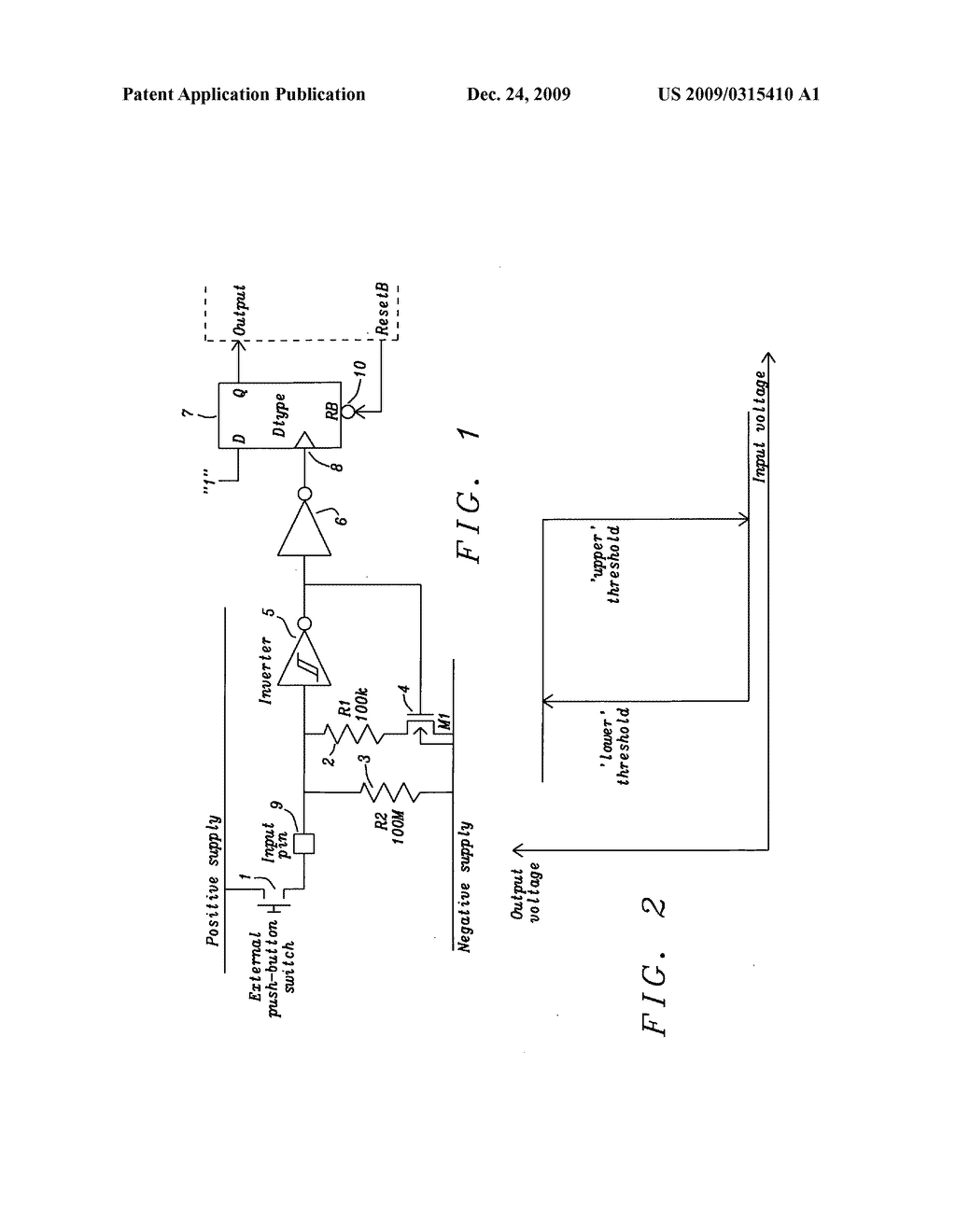 Push On Circuit Diagram   Ultra Low Current Push Button Switch Interface Circuit Diagram