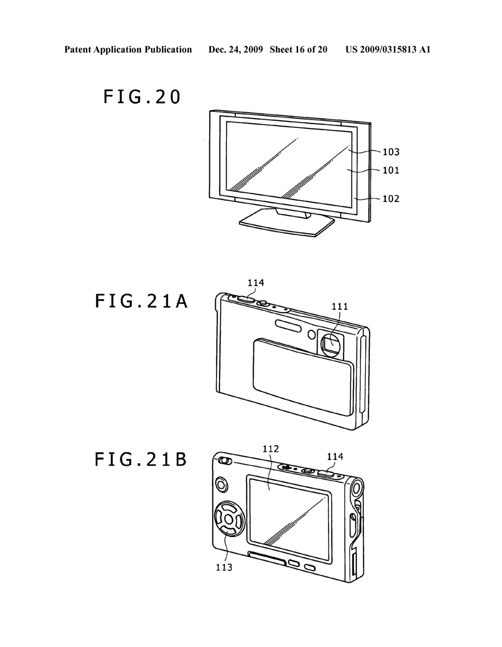 Display apparatus, driving method for display apparatus and electronic apparatus - diagram, schematic, and image 17