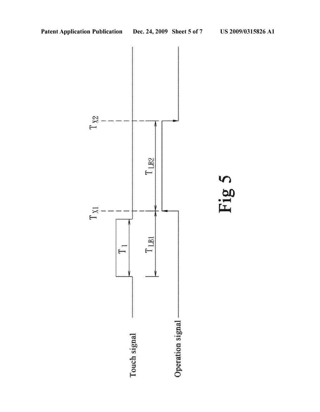 METHOD FOR IDENTIFYING A SINGLE TAP, DOUBLE TAPS AND A DRAG AND A CONTROLLER FOR A TOUCH DEVICE EMPLOYING THE METHOD - diagram, schematic, and image 06