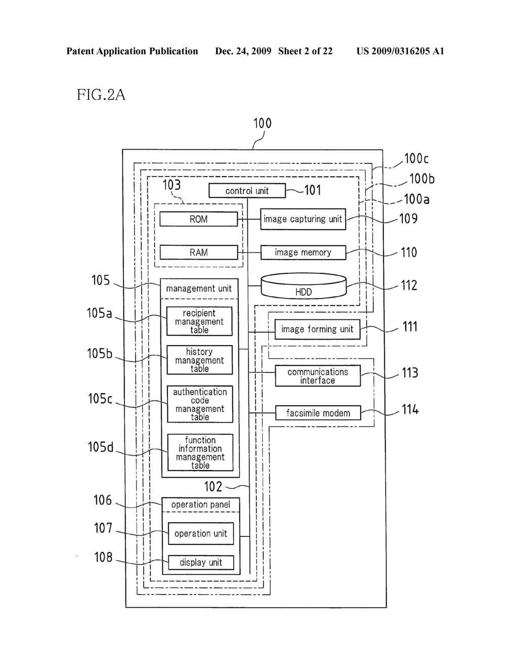 IMAGE PROCESSING APPARATUS, IMAGE FORMING APPARATUS, AND IMAGE SENDING APPARATUS - diagram, schematic, and image 03