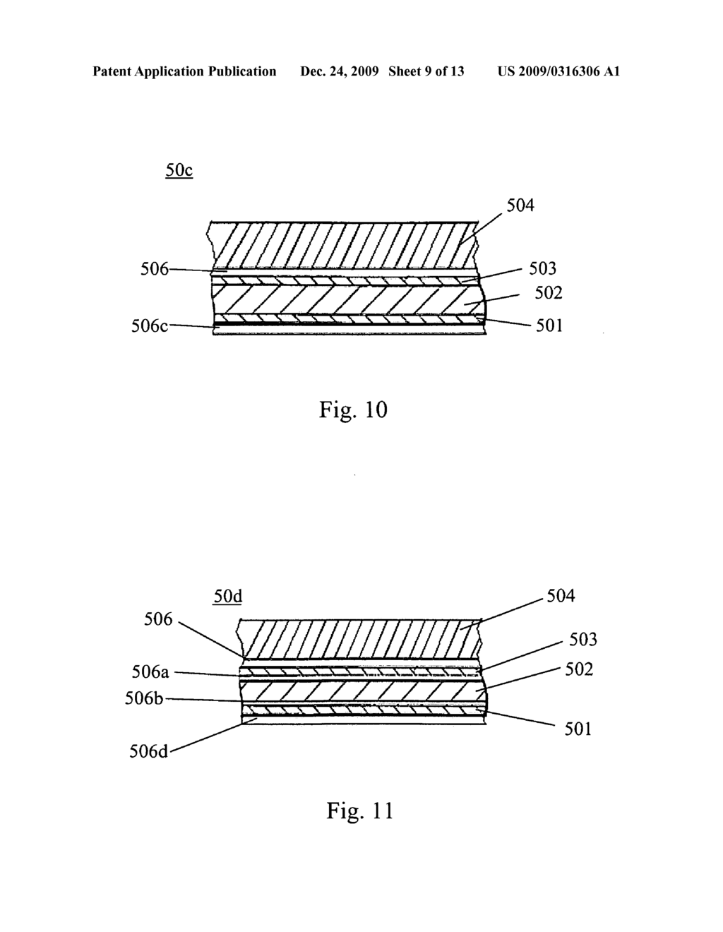 Thin film piezoelectric element and its manufacturing method, head gimbal assembly and disk drive unit with the same - diagram, schematic, and image 10