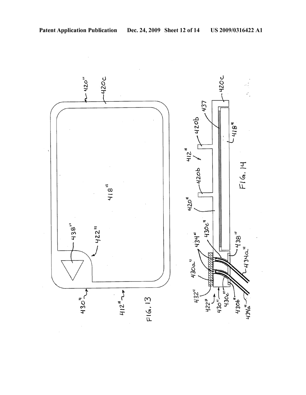 DISPLAY DEVICE FOR EXTERIOR REARVIEW MIRROR - diagram, schematic, and image 13