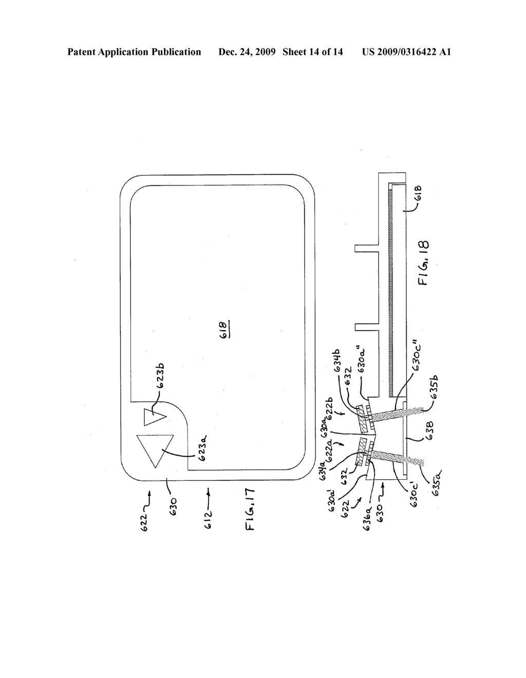 DISPLAY DEVICE FOR EXTERIOR REARVIEW MIRROR - diagram, schematic, and image 15