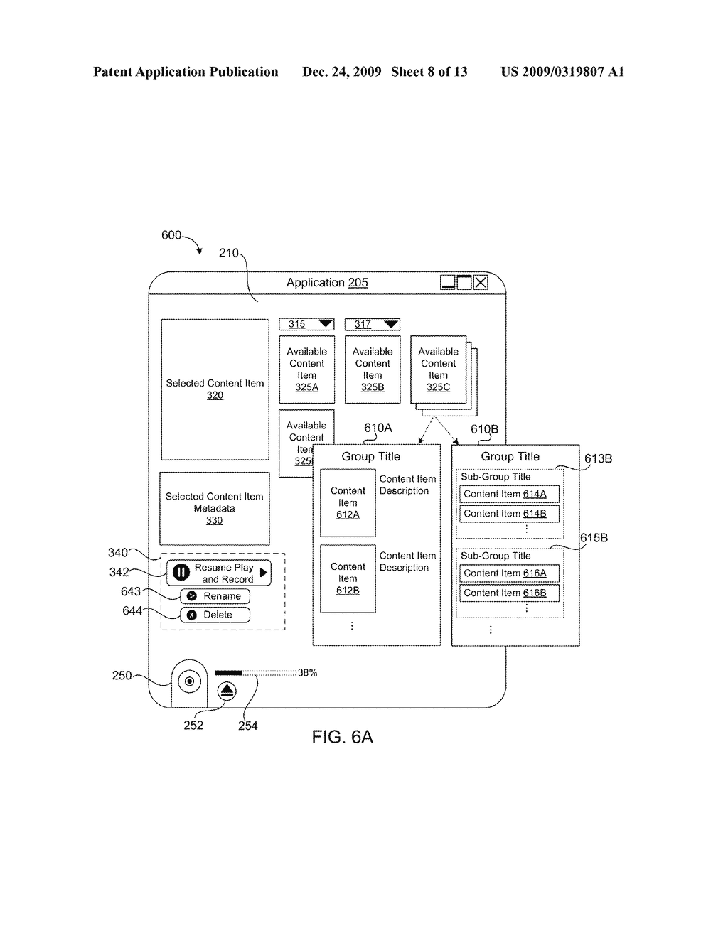 SYSTEMS AND METHODS FOR CONTENT PLAYBACK AND RECORDING - diagram, schematic, and image 09