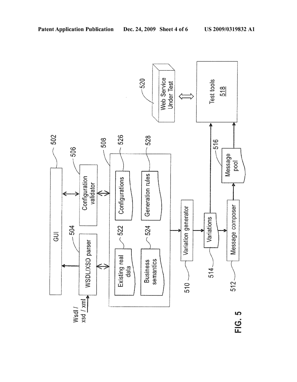 METHOD AND APPARATUS OF EFFECTIVE FUNCTIONAL TEST DATA