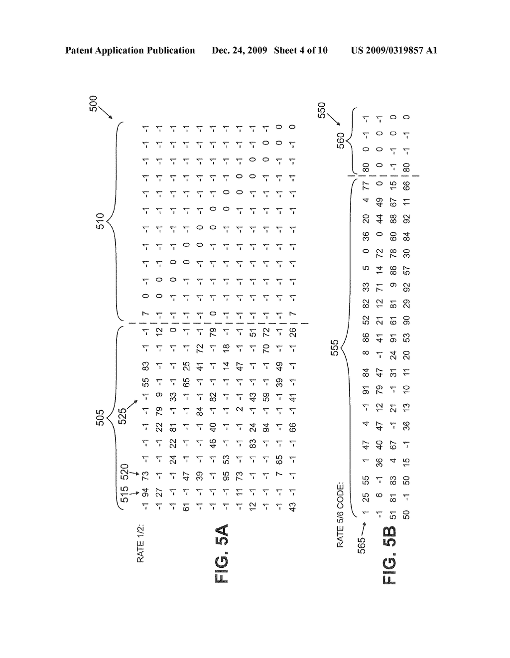 Method and apparatus for parallel processing multimode LDPC decoder - diagram, schematic, and image 05