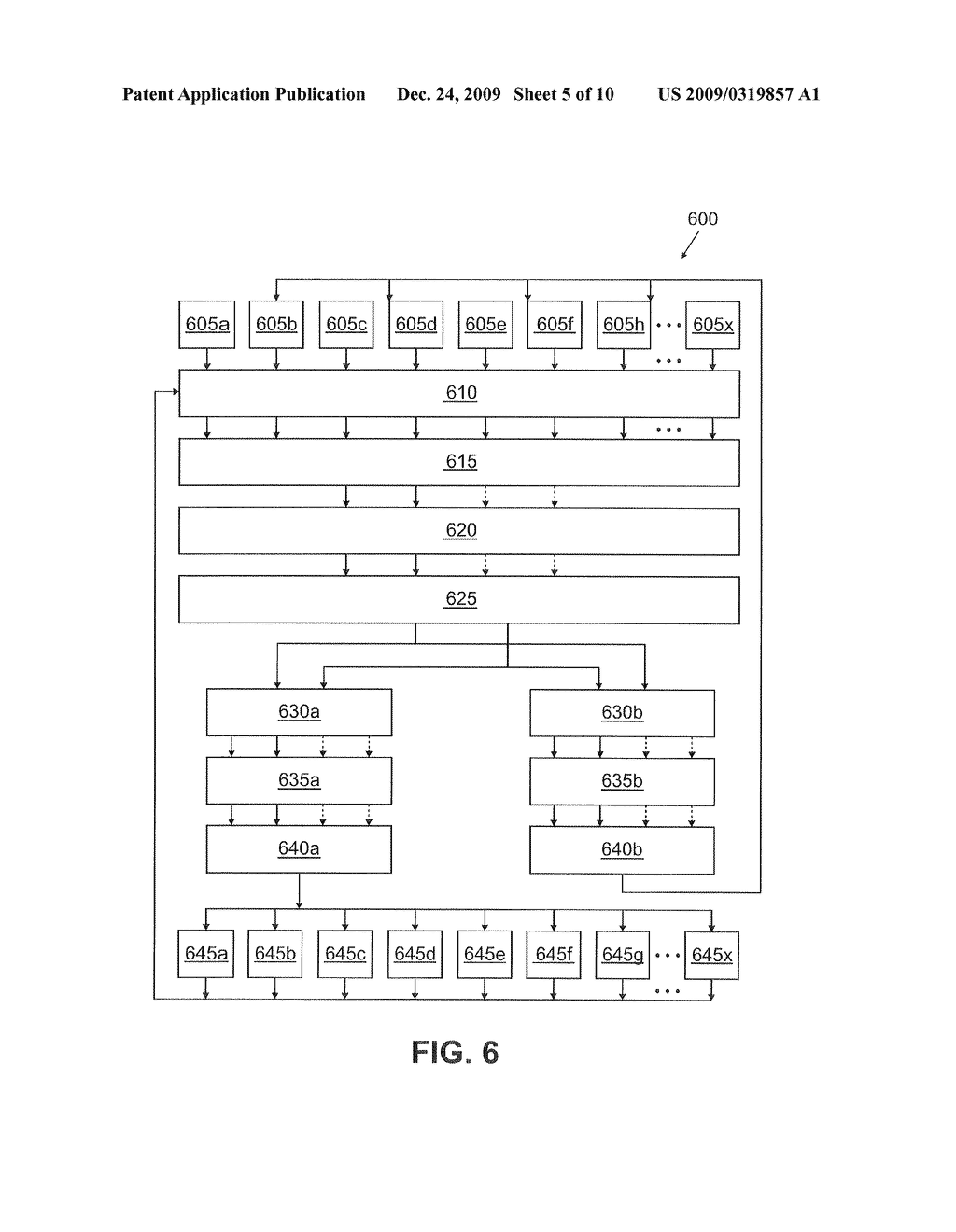 Method and apparatus for parallel processing multimode LDPC decoder - diagram, schematic, and image 06