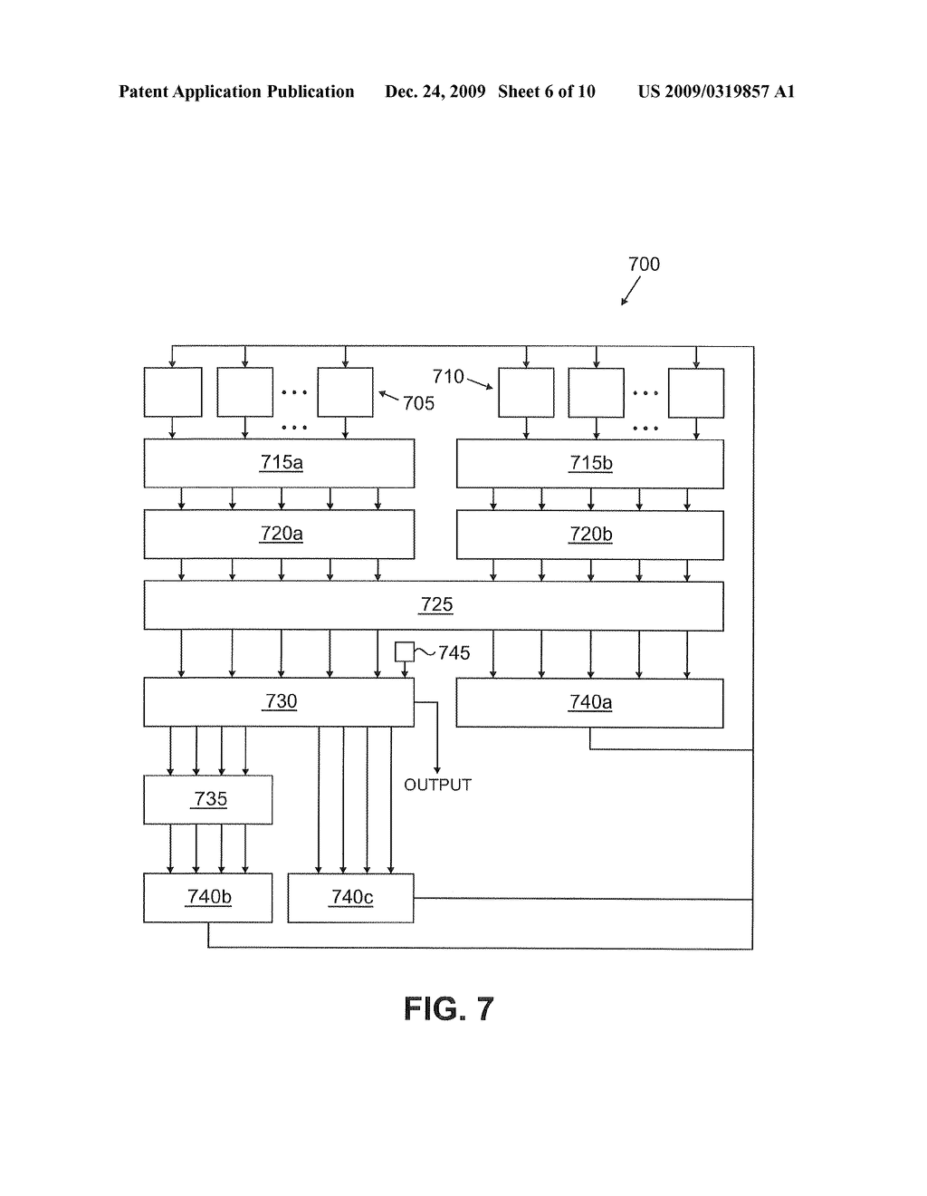 Method and apparatus for parallel processing multimode LDPC decoder - diagram, schematic, and image 07