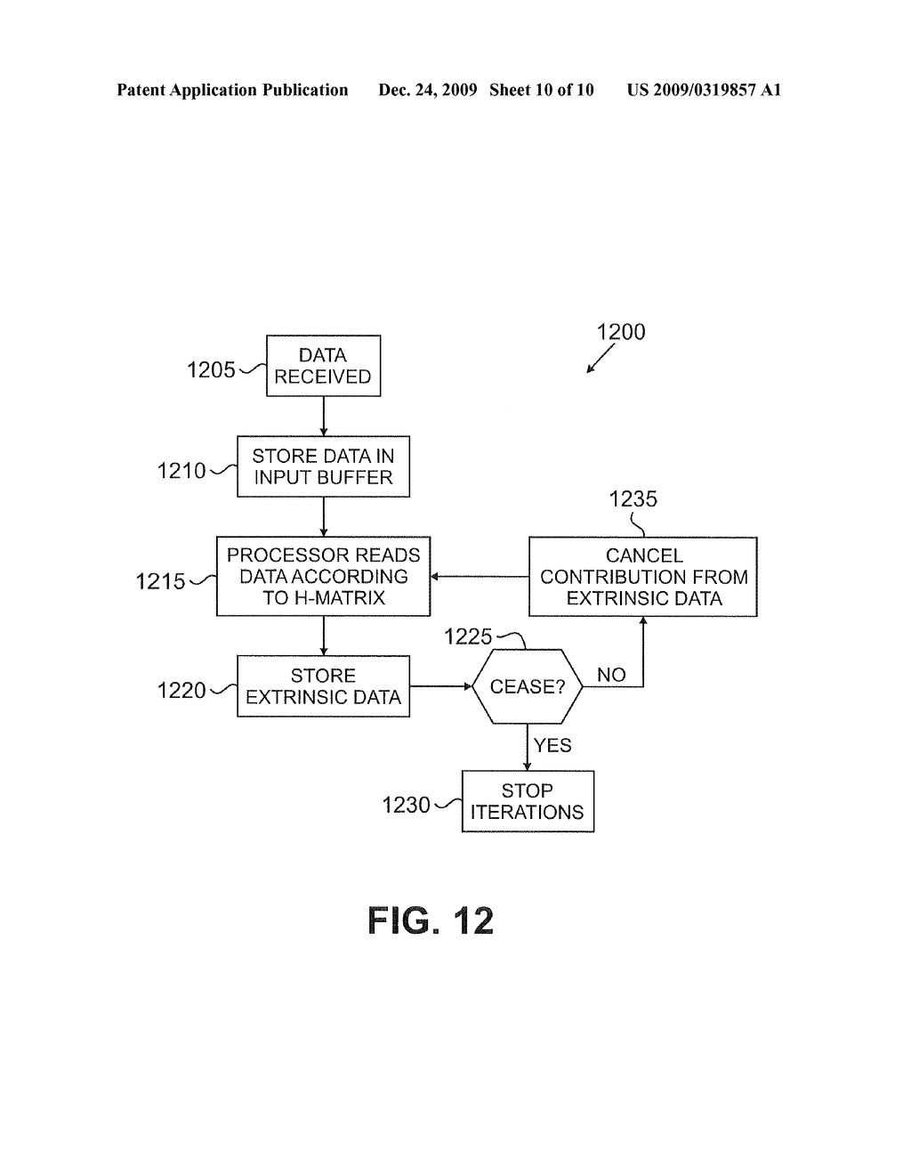 Method and apparatus for parallel processing multimode LDPC decoder - diagram, schematic, and image 11